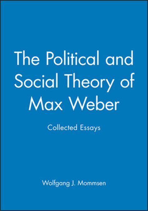 Politics as VocationMax Weber Cultural Apparatus